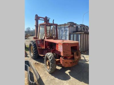 Manitou M50 sold by Milani Macchine srl