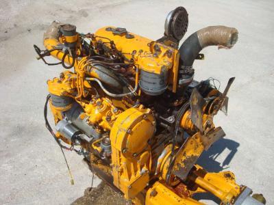 Internal combustion engine for Fiat Allis FL 4C MARCA FIAT MODELLO 8035 sold by OLM 90 Srl