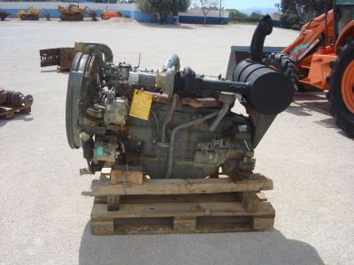 Internal combustion engine for ISUZU BB-6BG1TRB sold by OLM 90 Srl