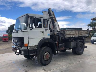 Iveco MAGIRUS 190 25 4X4 sold by Ventura Srl
