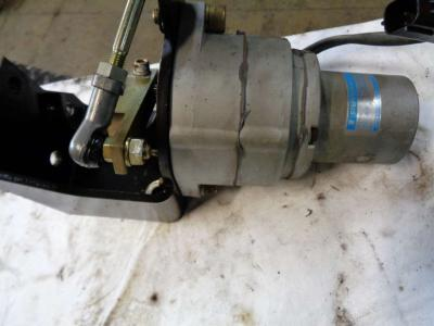 Acceleration motor for New Holland Kobelco E 80 sold by PRV Ricambi Srl
