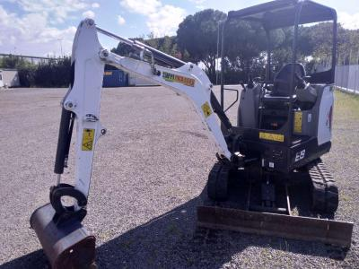 Bobcat E 19 sold by Giffi Noleggi srl