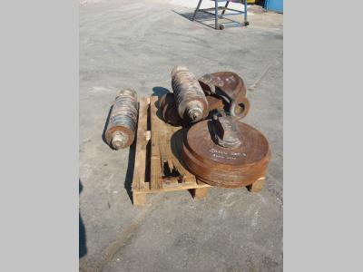 Idler wheel for ZAXIS 240.3 e 210 sold by OLM 90 Srl