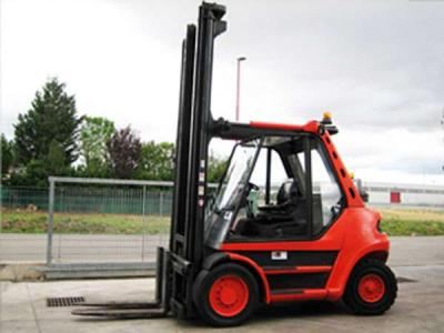Linde H-60-D sold by Caretta Massimo Trade Srl
