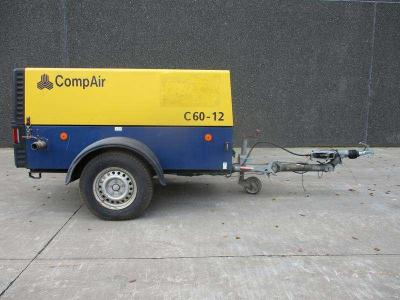 Compair C 60 - 12 - N sold by Machinery Resale