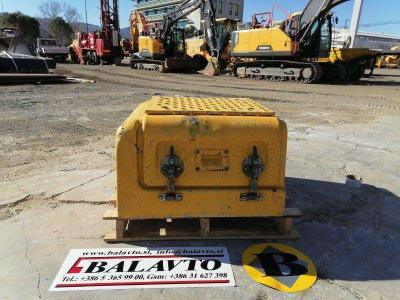 Volvo Used covers and doors for excavator Volvo EC210B sold by Balavto