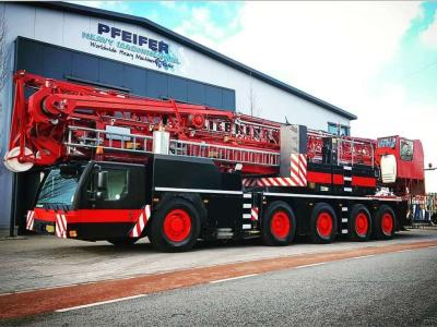 Liebherr MK100 Airco Both Cabs sold by Pfeifer Heavy Machinery