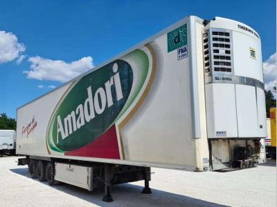 Univan Refrigerated semi-trailer sold by Bartoli Rimorchi S.p.a.