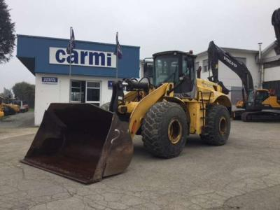 New Holland W270 sold by Carmi Spa Oleomeccanica