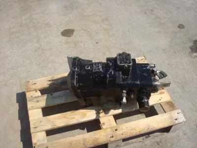 Hydraulic engine for Fiat Hitachi 150W3 sold by OLM 90 Srl