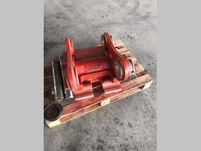 Lehnhoff Quick hitch for Case CX 290 sold by Metec Srl Area Ricambi
