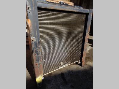 Oil radiator for Fiat Hitachi Ex 355 sold by PRV Ricambi