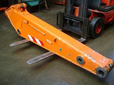 Stick for Fiat Hitachi Ex 165 W sold by PRV Ricambi Srl