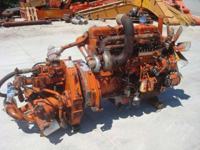 Internal combustion engine for PMI 834 sold by OLM 90 Srl