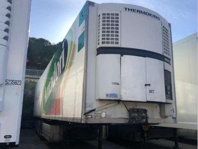 Bartoletti  Refrigerated semi-trailer sold by Bartoli Rimorchi S.p.a.