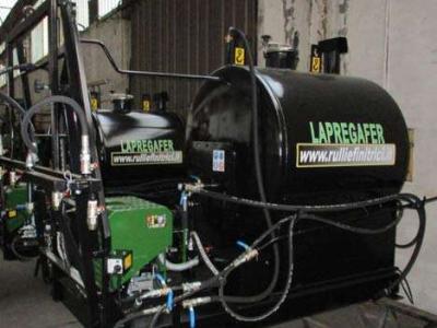 Lapregafer Tank sold by BITONTE Srls
