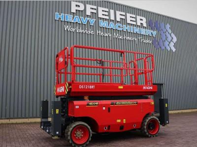 Magni DS1218RT New And Available Directly From Stock sold by Pfeifer Heavy Machinery