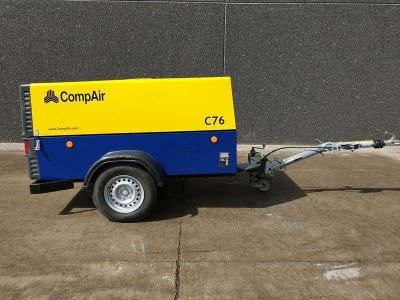 Compair C 76 - N sold by Machinery Resale