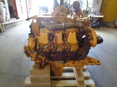 Internal combustion engine for Liebherr D 9306 TB sold by PRV Ricambi Srl