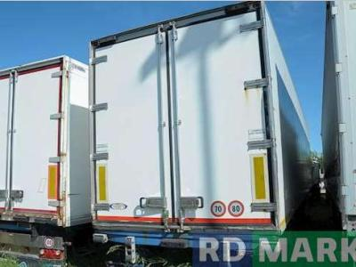 Acerbi Refrigerated semi-trailer sold by Romana Diesel S.p.A.