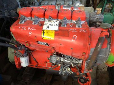 Deutz F5L - 912 sold by Mori Onofrio di Mori Maria