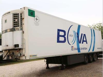 Lamberet  Refrigerated semi-trailer sold by Bartoli Rimorchi S.p.a.