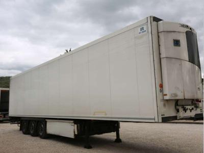 Krone Refrigerated semi-trailer sold by Bartoli Rimorchi S.p.a.