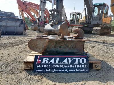 Attachment plates model Volvo S2 Quick hitch sold by Balavto