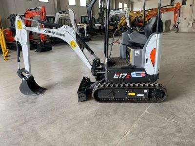 Bobcat E17Z sold by Commerciale Adriatica Srl