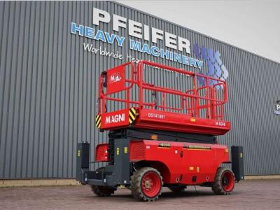 Magni DS1418RT New And Available Directly From Stock sold by Pfeifer Heavy Machinery