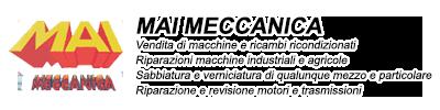 Logo  MAI Meccanica