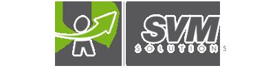 Logo  SVM Solutions