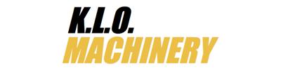 Logo  KLO MACHINERY