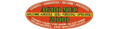Logo  Agro-mec 2000