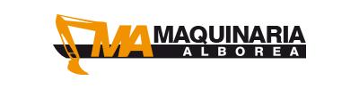 Logo  Maquinaria Albo