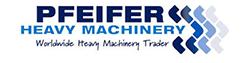 Dealer: Pfeifer Heavy Machinery