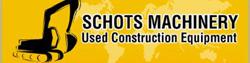 Dealer: Schots Machinery